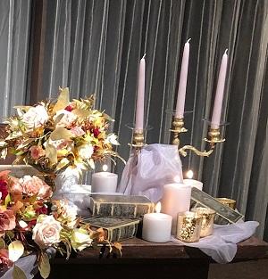 キャンドルサービス 再入場 大阪結婚式