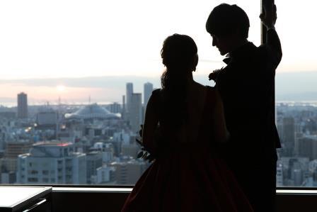 結婚式 眺めが良い会場 お洒落ウエディング フォトジェニック