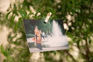 大阪結婚式 前撮り 結婚式前撮り
