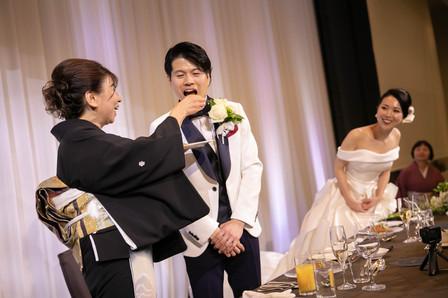 ラストバイト 結婚式