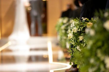 2021年結婚式 祝日変更 心斎橋 ブライダルフェア