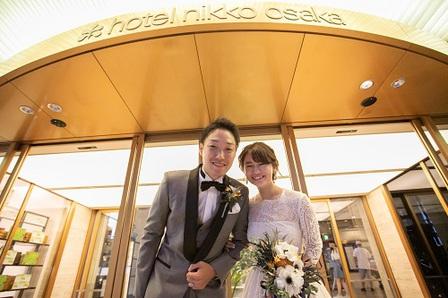 大阪結婚式 フォトウエディング