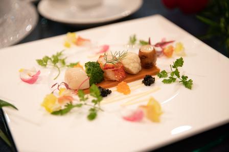 結婚式 大阪 婚礼料理