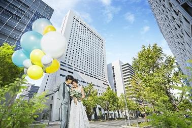大阪 結婚式 心斎橋 ブライダルフェア