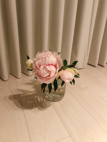 結婚式 季節のお花 シャクヤク ピンクコーディネート