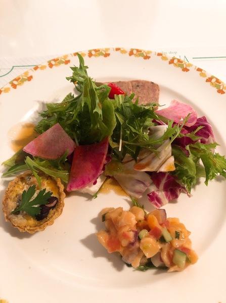 ホテル日航大阪 レストラン ランチ セリーナ 食べ放題 お肉 シーフード