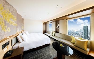 ホテル日航大阪 ニッコープレミアム 御堂筋 高層階