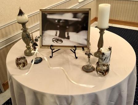 結婚式 ウエルカムスペース