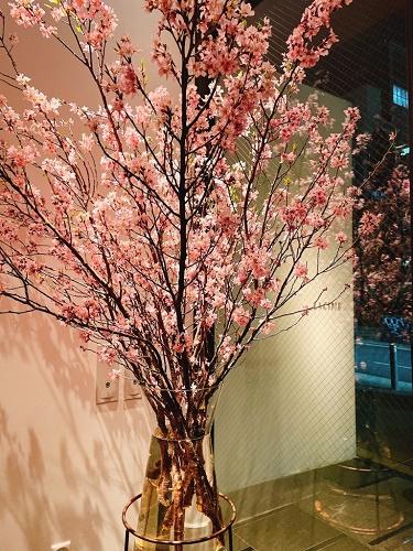 春 ウエディング コーディネート ピンク 桜