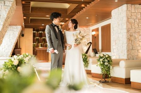 コロナ、結婚式、ホテルウェディング