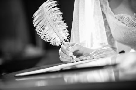 結婚式の時期、入籍日