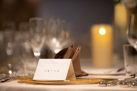 ペーパーアイテム 大阪 結婚式