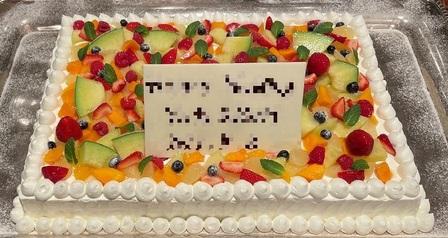 結婚式コーディネート 大阪結婚式 ウエディングケーキ