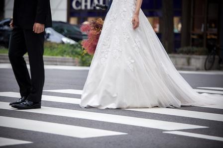 後撮り 結婚式後撮り ウエディングフォト