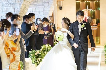 大阪 心斎橋 結婚式 挙式 お得